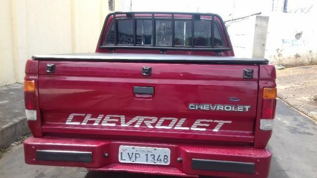 Gm - Chevrolet D-20 ano 91 motor perkin - Foto 6