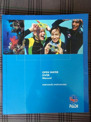 Padi manual open water diver livros e revistas st sudoeste padi manual open water diver fandeluxe Choice Image