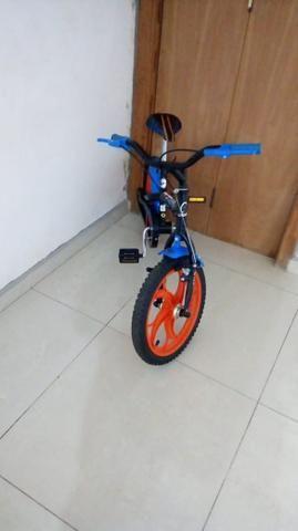 Bicicleta Hot Weels