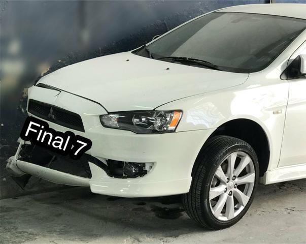 Mitsubishi Lancer 2.0 Automático Batido Sem Sinistro