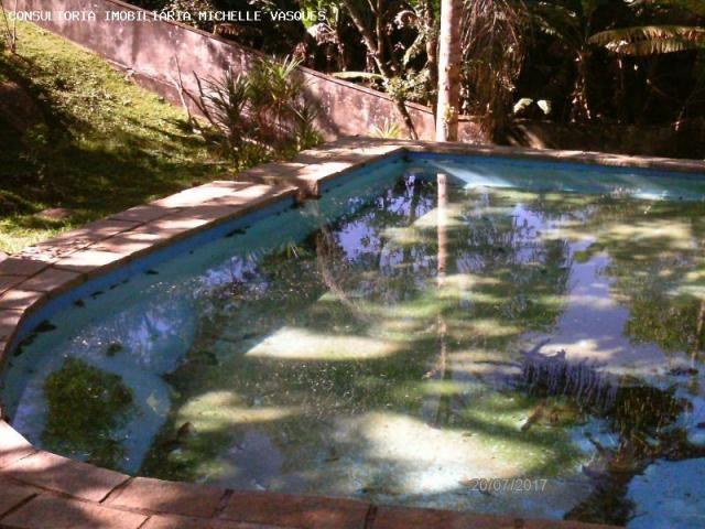 Sítio para venda em teresópolis, parque do imbui, 4 dormitórios, 3 banheiros, 2 vagas - Foto 9