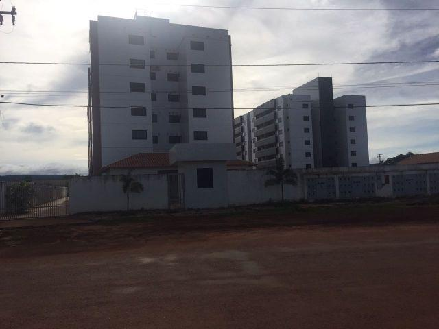 ALUGUEL COM CONDOMÍNIO INCLUSO - 506 norte - Residencial Porto Bello 3 quartos