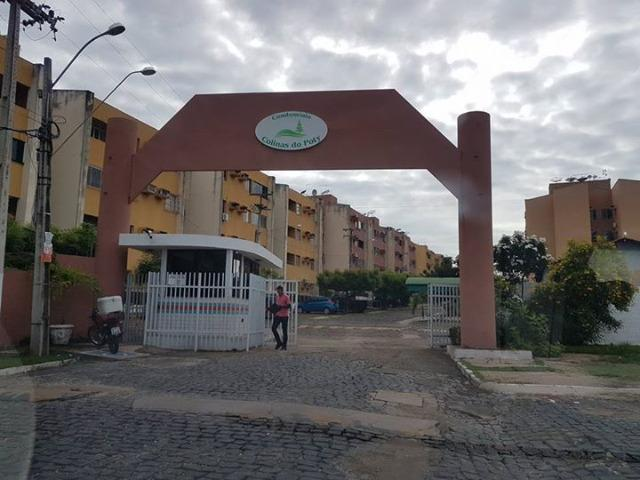 Apartmento com 72 metros no Bairro Aeroporto - Condomínio Colinas do Poty