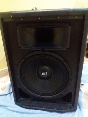Caixa som amplificada Master W12-250 Jbl