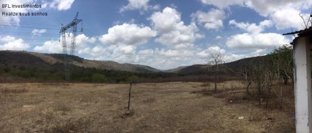 Fazenda em gravata 502 hectares, terreno amplo sen um vale com passagem de rio 8km da br23 - Foto 3