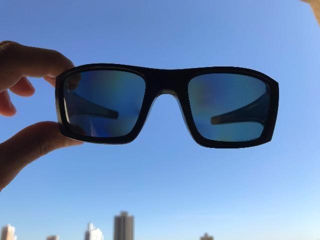 e4e54cc13d1b0 Óculos Oakley Fuel Cell Polarizado Preto Fosco - Bijouterias ...