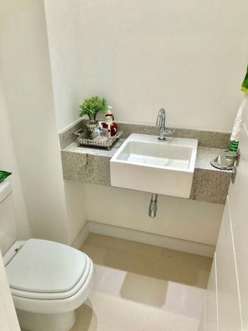 Belíssimo apartamento de alto padrão com 4 dormitórios, em condomínio clube, no Ecoville - Foto 7
