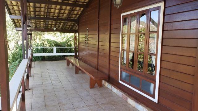 Casa em condomínio à venda, 2 quartos, 5 vagas, aconchego da serra - itabirito/mg - Foto 17