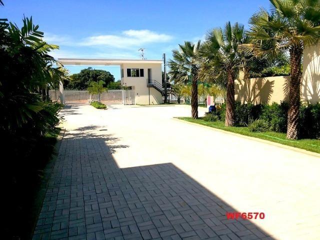 CA1699 Nathus Ville, casa duplex com 3 suítes no Eusébio, 2 vagas, área de lazer completa - Foto 4