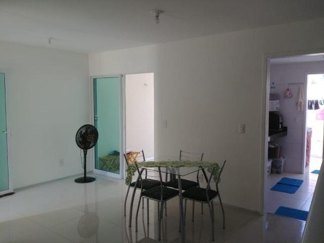 CA1699 Nathus Ville, casa duplex com 3 suítes no Eusébio, 2 vagas, área de lazer completa - Foto 13