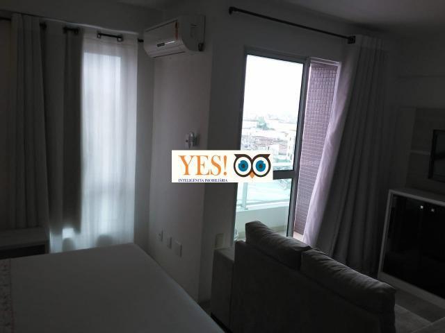 Apartamento Flat 1/4 para Venda no Único Hotel - Capuchinhos - Foto 5