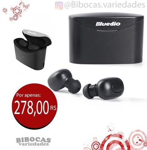 Fone Bluetooth Bluedio T Elf Sem Fio