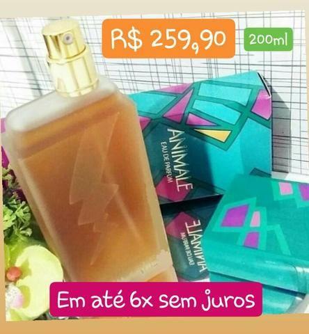 Perfume Animale Feminino 200ml