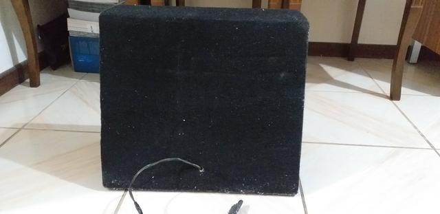 Caixa de som para veículo 12' para grave - Foto 5