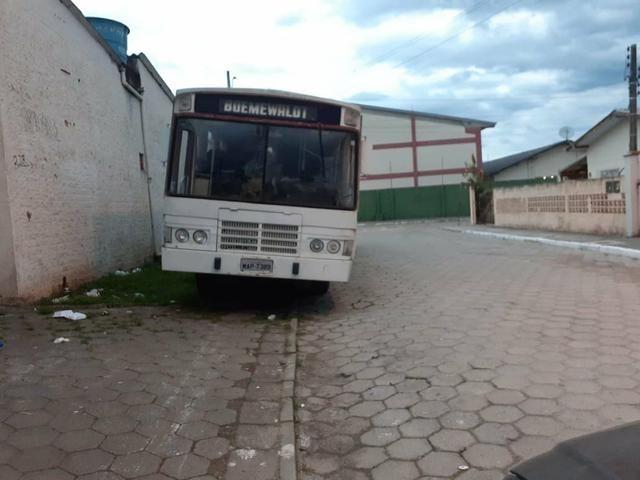 Ônibus 81 direção hidráulica Freio a ar - Foto 5