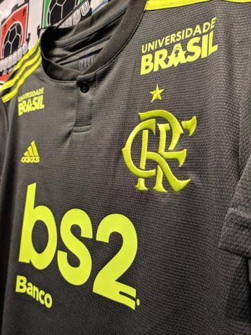 3° Uniforme Flamengo - Foto 5