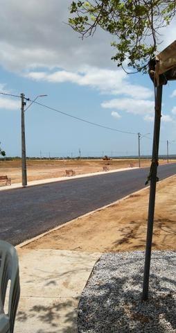 Lotes financiados de varios tamanhos as margens da br 116 para construção imediata - Foto 5