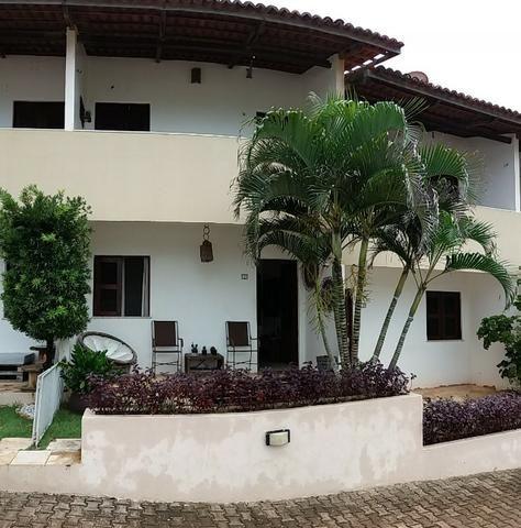 No Porto das Dunas, Casa em condomínio com 2 quartos, Piscina e Deck
