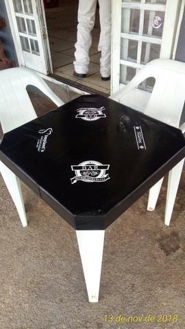 Forros de mesas lisos sob medida - Foto 4