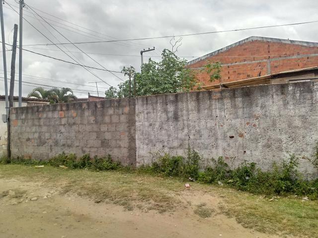 Vendo um terreno de esquina no bairro lamarao