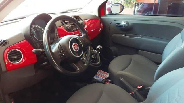 Fiat 500 Cult 2012 Flex - Foto 6