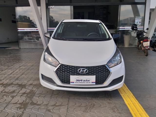 Hyundai HB20 1.0 Unique -Flex - 2018/2019 - Foto 2