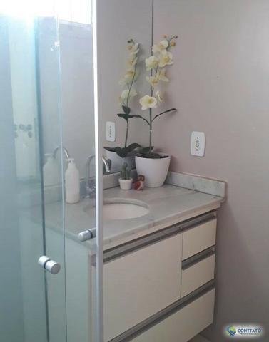 Casa térrea com 3 quartos sendo uma suite, condomínio rio coxipo - Foto 5