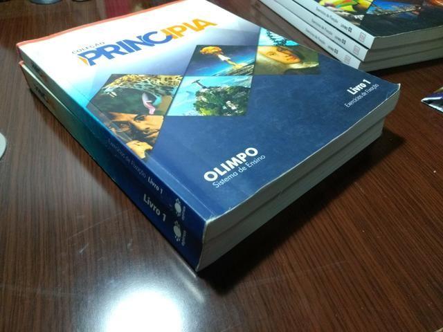Livros - Coleção Princípia da Olímpo - Foto 3