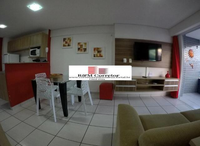 Apartamento por temporada na Praia de Iracema em Fortaleza-CE (Whatsapp) - Foto 3