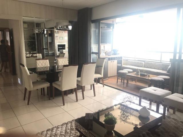 278 - goiabeiras tower - apartamento padrão 125m² com área gurmet completa