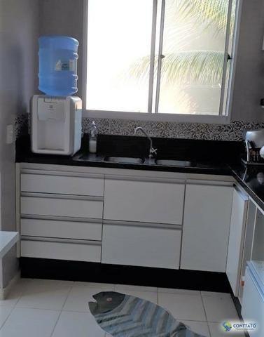 Casa térrea com 3 quartos sendo uma suite, condomínio rio coxipo - Foto 12