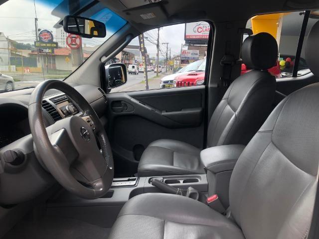 Nissan Frontier LE 2.5 4X4 Aut - Foto 11