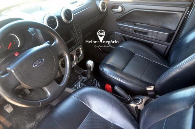 Ford Ecosport XLT FreeStyle 1.6 8v Flex Azul - Foto 8