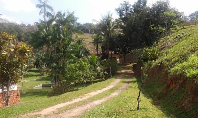 Sítio Guapimirim linda área verde -São Joaquim - Foto 13