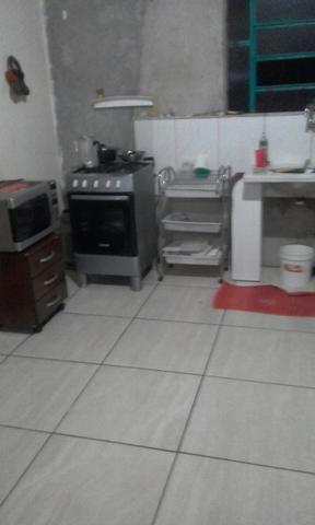 Quarto solteiro disponivel bairro industrial direito usar cozinha maquina lavar - Foto 5