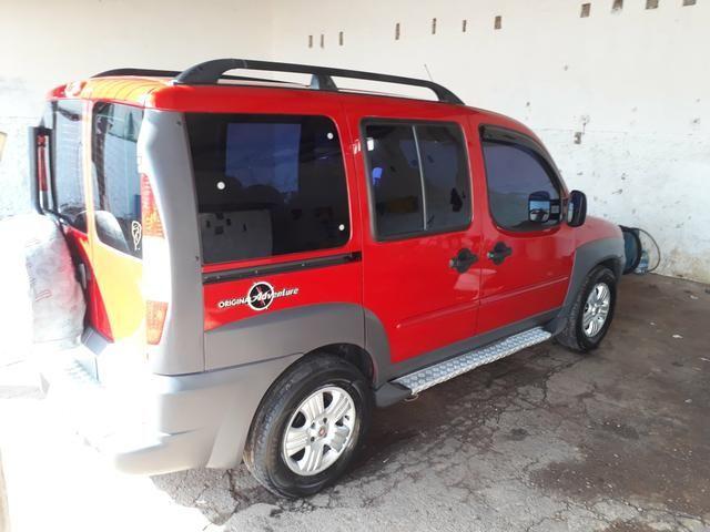 Doblo adventure novíssima ano 2008-6 lugares