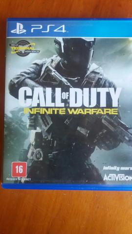 Vendo Jogo Call Of Duty Infinite Warfare - Foto 3