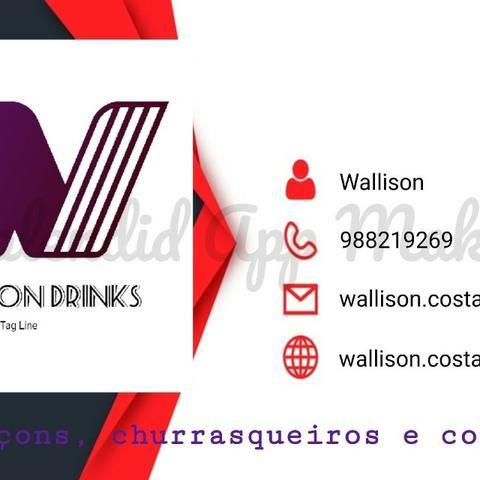 Wallison drinks - Foto 2