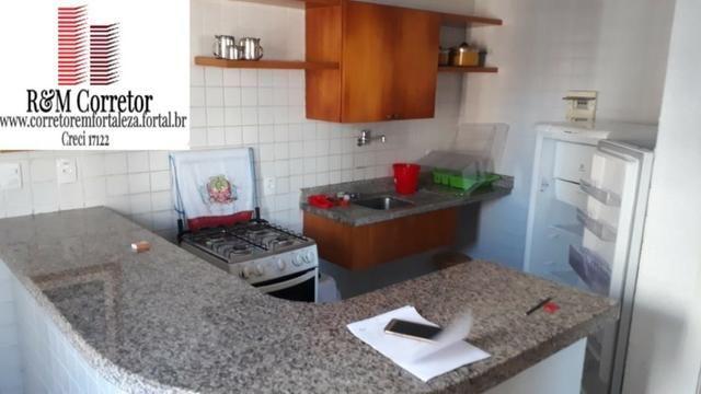 Apartamento por Temporada no Meireles em Fortaleza-CE (Whatsapp) - Foto 3