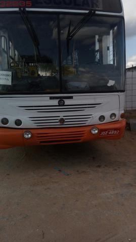 Ónibus Volkswagen mwm serie 10 - Foto 2