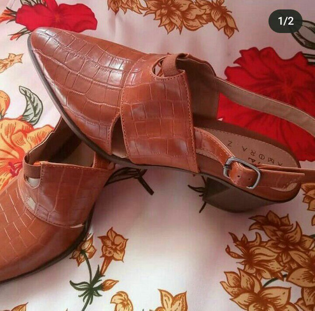 Sapatos femininos diversos modelos variados número