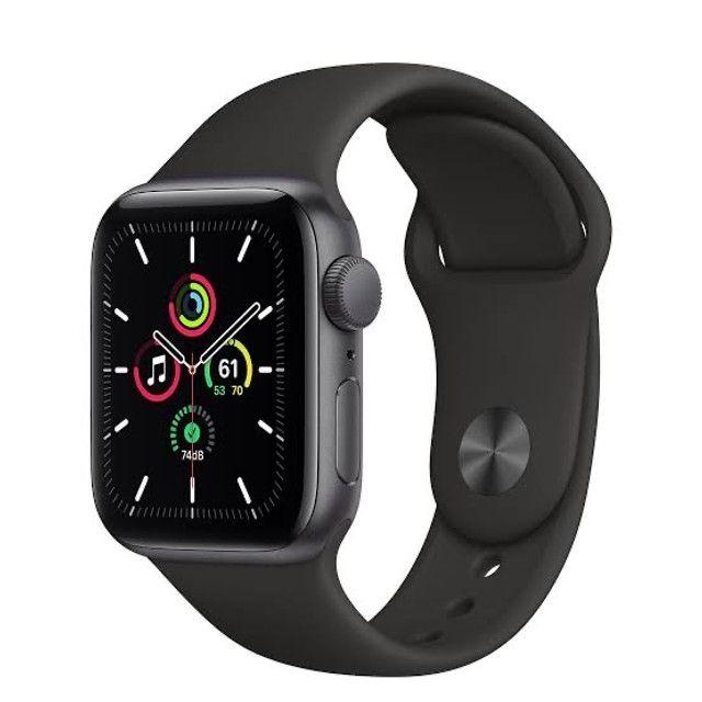Apple Watch Série Se 44mm Original Lacrado + Nf