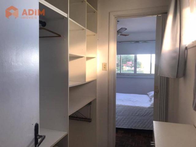 Apartamento com 3 dormitórios para alugar, 150 m² por R$ 2.500,00/mês - Pioneiros - Balneá - Foto 19