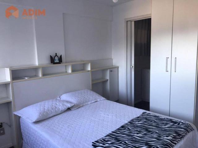 Apartamento com 3 dormitórios para alugar, 150 m² por R$ 2.500,00/mês - Pioneiros - Balneá - Foto 18