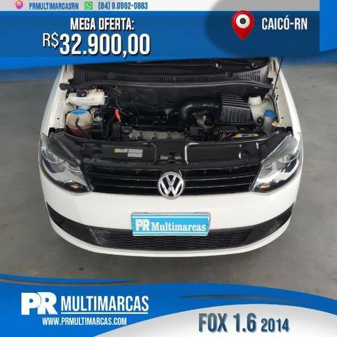 VW Fox Trend 1.6 2014 - Foto 8
