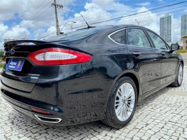 Ford fusion 2.0 titanium fwd 16v gasolina 4p automático - Foto 4