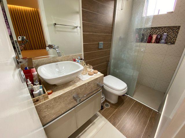 Belíssimo apartamento todo reformado 3 quartos sendo 1 suíte Nova Suíça Ed. Navegantes - Foto 15