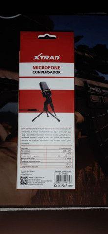 Microfone (condensador) - Foto 3