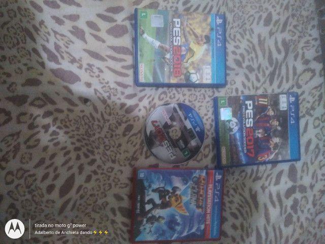 Vendo PS4 em perfeitas condições  - Foto 5