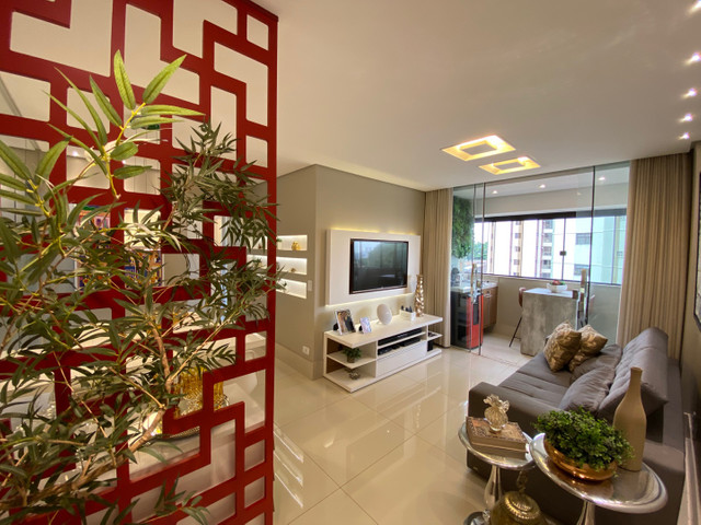 Belíssimo apartamento todo reformado 3 quartos sendo 1 suíte Nova Suíça Ed. Navegantes - Foto 2